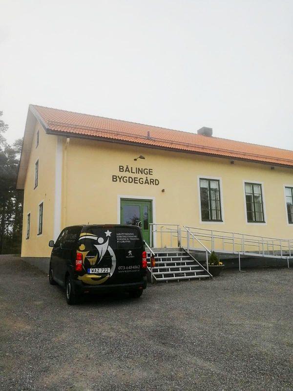 Bälinge Bygdegård Bootcamps