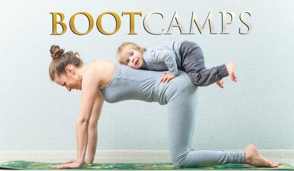 Bootcamps mammaträning