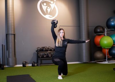 Coach Nathalie mammaträning