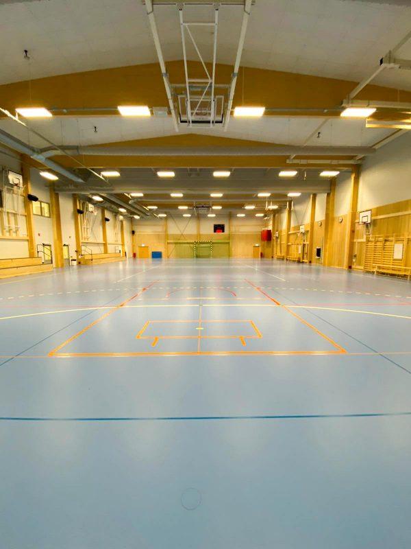 Lindbackens idrottshall