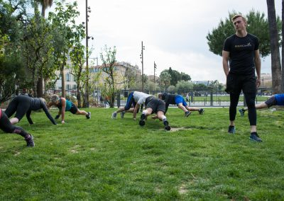 Bootcamps med Dalco i Nice